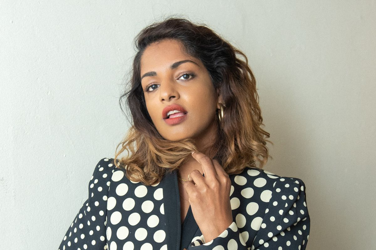 M.I.A. Shares Never Before Seen Music Video