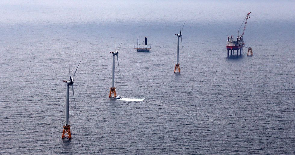 U.S. Offshore Wind Auction Breaks Record With $405 Million in New Leases