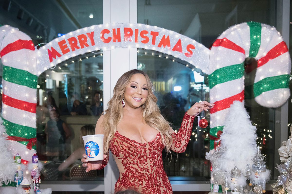 Mariah Carey's 'All I Want for Christmas Is You' Is Literally More Popular Than Ever Before