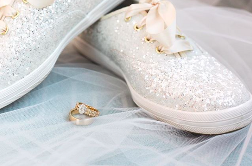 Sure, Wedding Keds Aren't My Style, But I Wouldn't Judge A Bride If She Wore Them