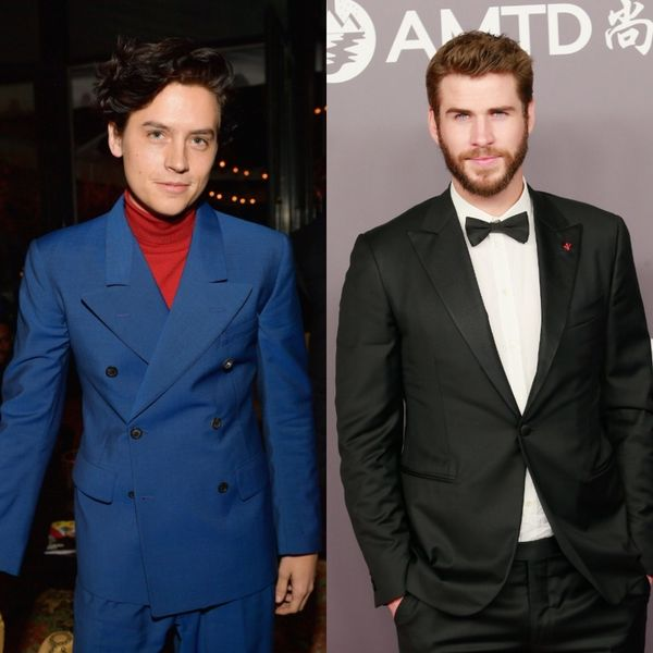 Cole Sprouse and Liam Hemsworth Have 'Good Dick Game'
