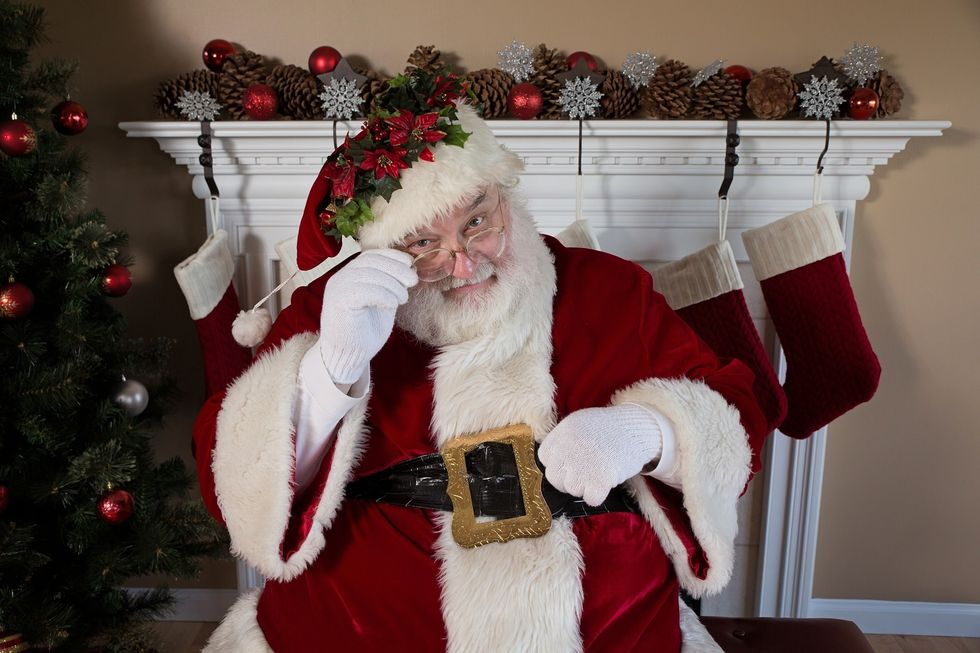 Stop Getting Offended And Just Let Santa Be Santa