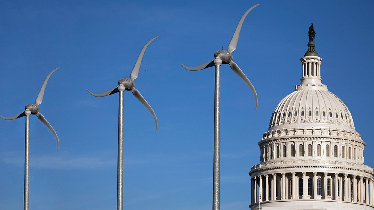 'Finally Some Good News Out of Washington': Nation's Capital to Go 100% Renewable by 2032