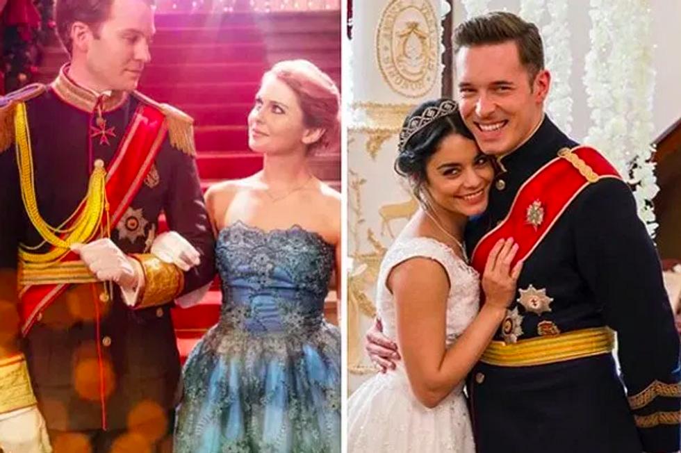 Netflix Christmas Movie Showdown: 'The Christmas Prince' And 'The Princess Switch'
