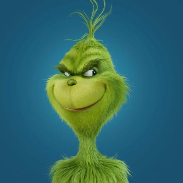 People Are Surprisingly Horny for 'The Grinch'