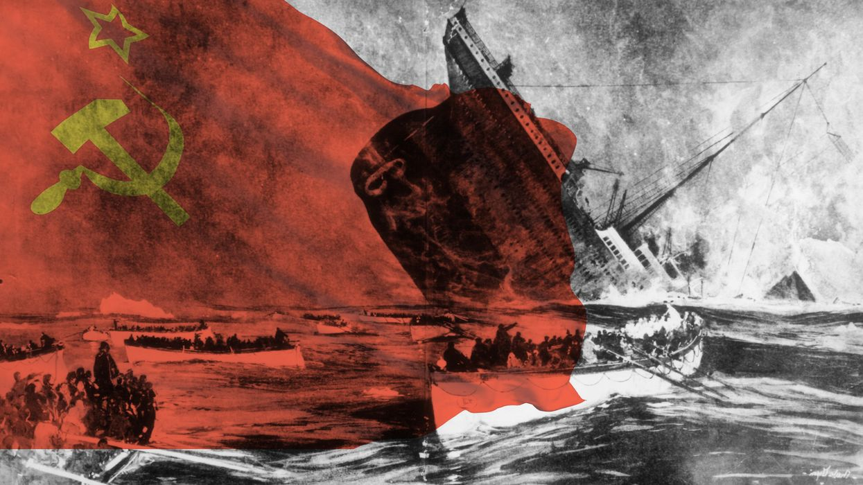 The 'Titanic' distraction to hide a top-secret military mission from the Soviets