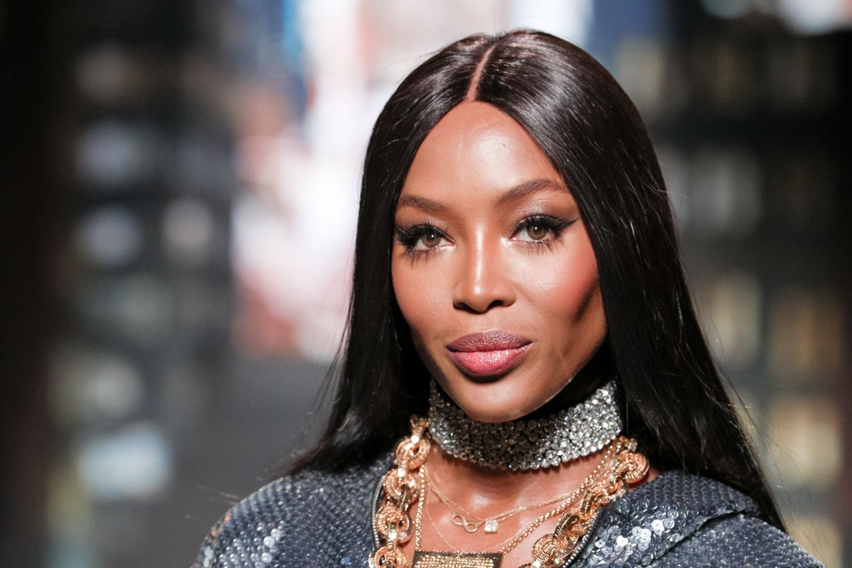 Naomi Campbell to Front Her First Ever Major Beauty Campaign