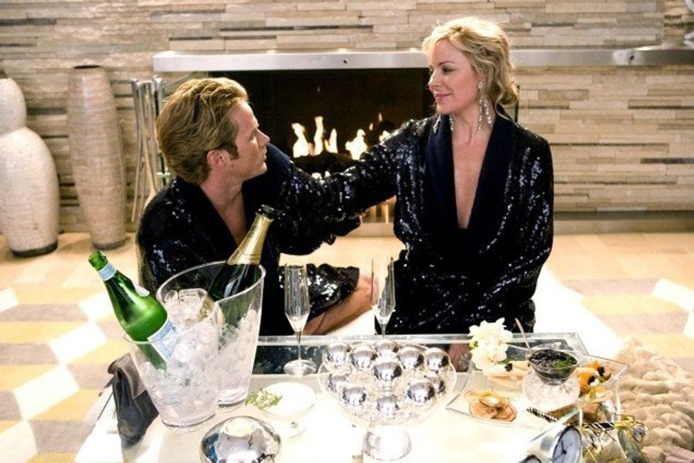 What Your New Year's Plans Say About You And Your Partner As A Couple