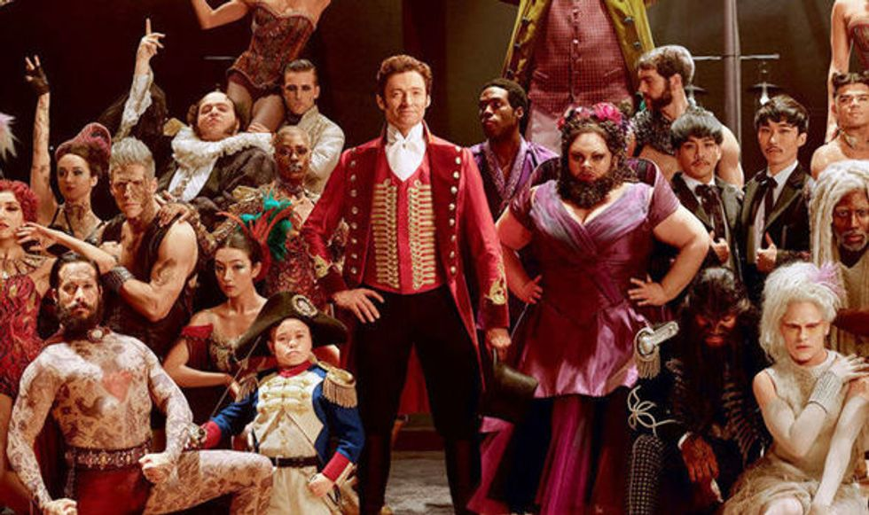 My Thank You Letter To 'The Greatest Showman' One Year Later