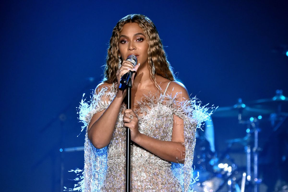 Two 'New' Beyoncé Albums Leaked on Spotify Last Night