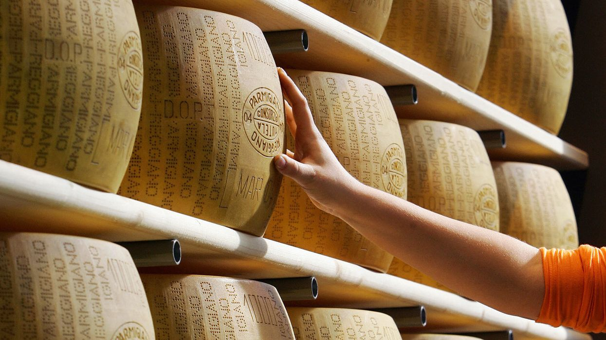 This bank in Italy accepted cheese as collateral. Here's why.