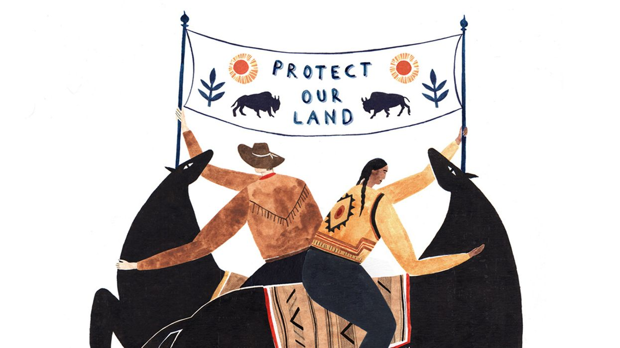 How Native and White Communities Make Alliances to Protect the Earth