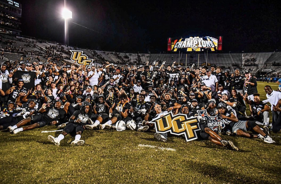 UCF, You Do Not Deserve To Be In The College Football Playoff