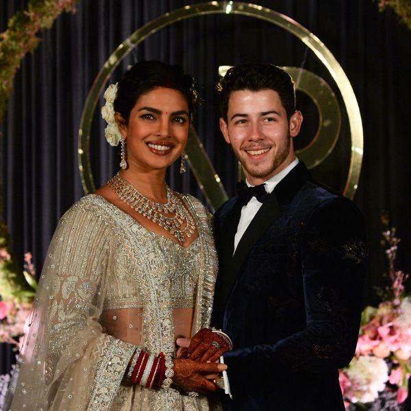 Priyanka Chopra and Nick Jonas Are Literally Still Celebrating Their Wedding