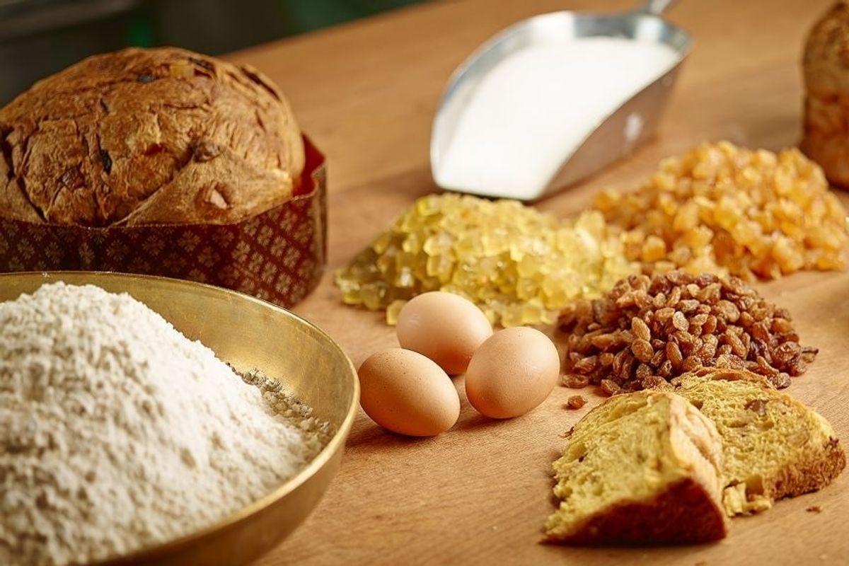 Panettone, da pane a dolce a colpi di doping
