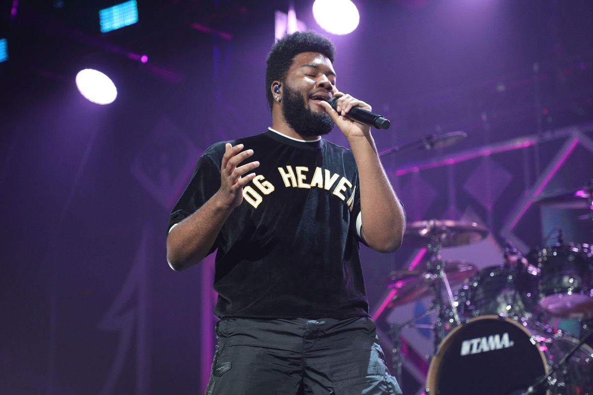 Khalid Talks Social Anxiety