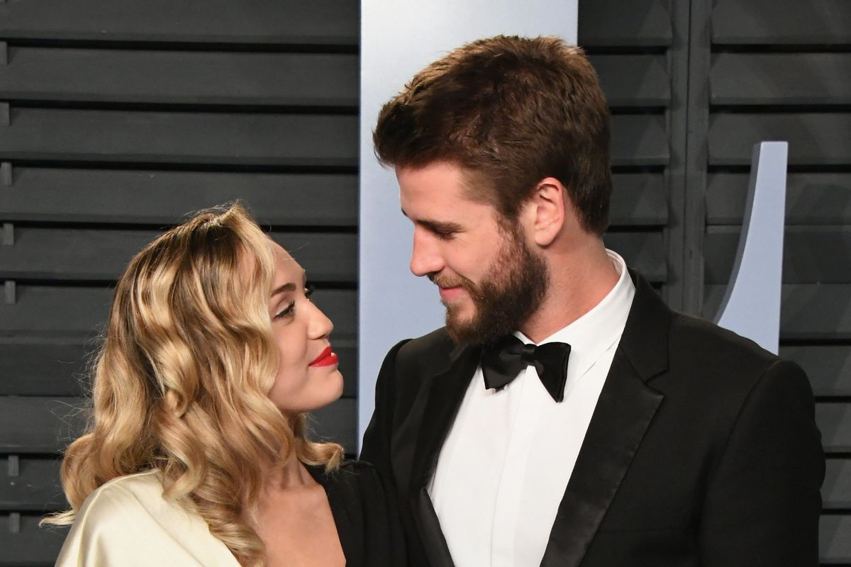 Update: Miley Cyrus and Liam Hemsworth Might Be Married Now