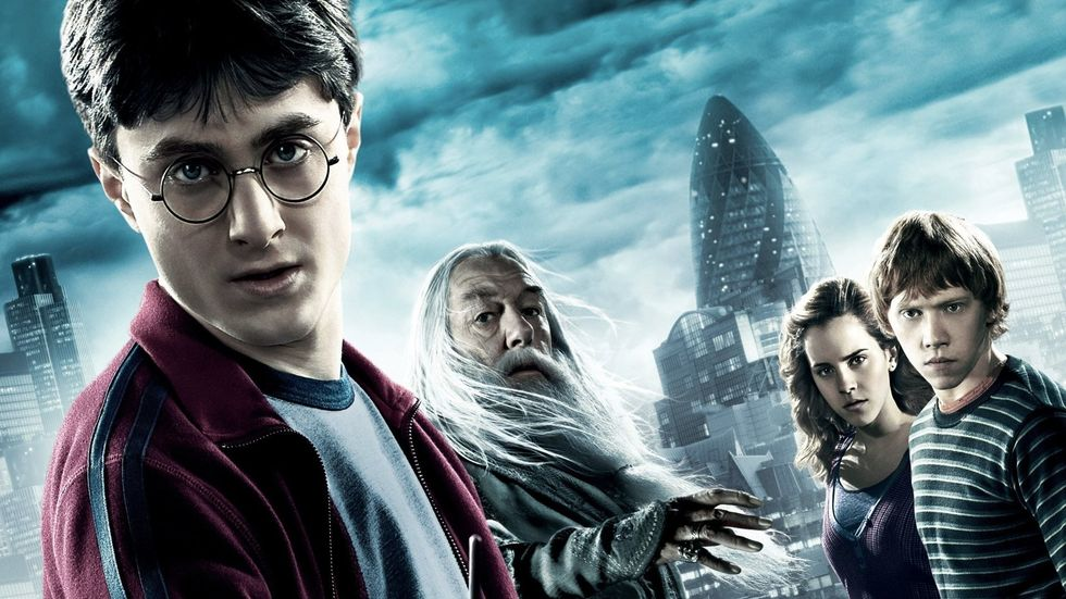 12 amazing things you did not know about Harry Potter