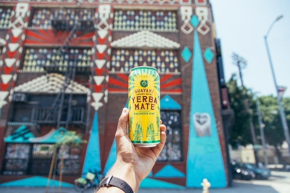 If You're Looking For The Least Body-Damaging Energy Drink, Yerba Mate Is The Only Smart Choice