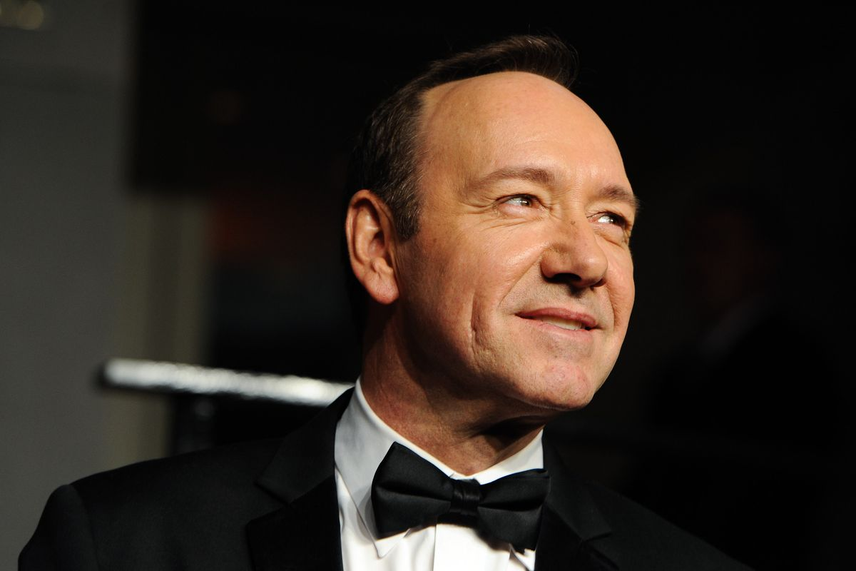 Kevin Spacey Addresses Sexual Assault Charges With Strange Video