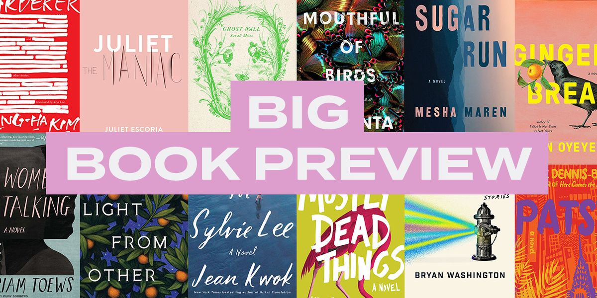 50 Books You'll Want To Read In 2019