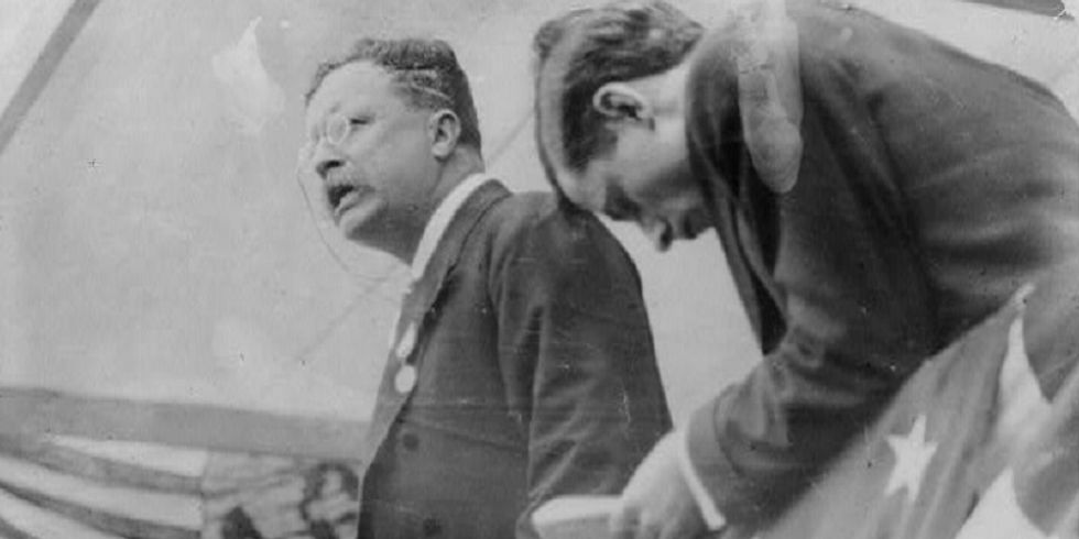 6 Lessons From Teddy Roosevelt On What It Means To Be An