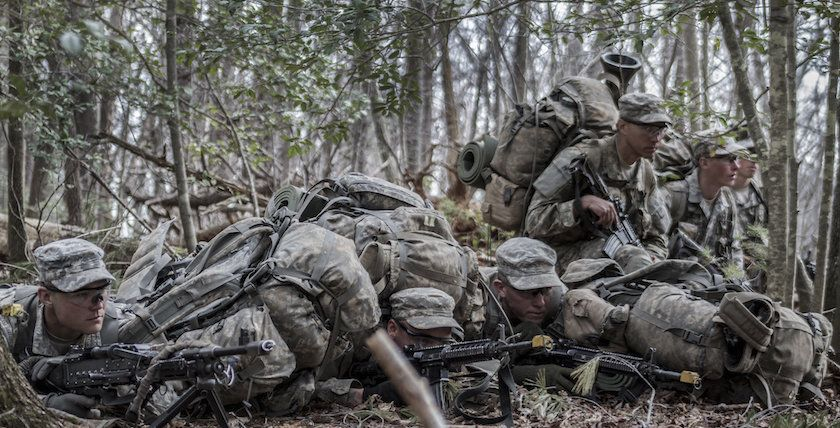 How To Ensure A 'First Time Go' At Ranger School - Task