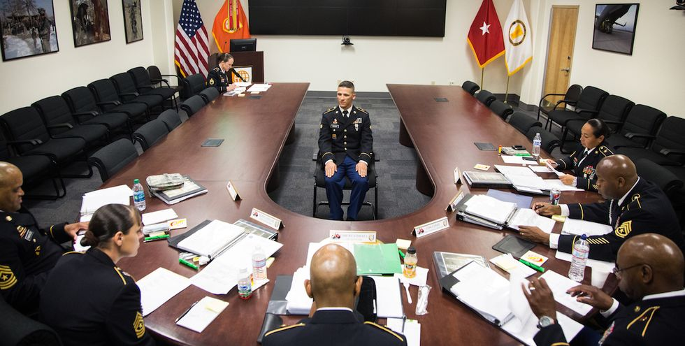 The 'Up-Or-Out' Promotion System Hurts The Military - Task