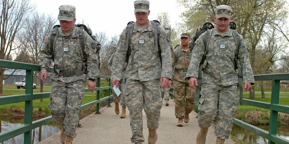 5 Things No One Tells You About Getting Out Of The Military - Task