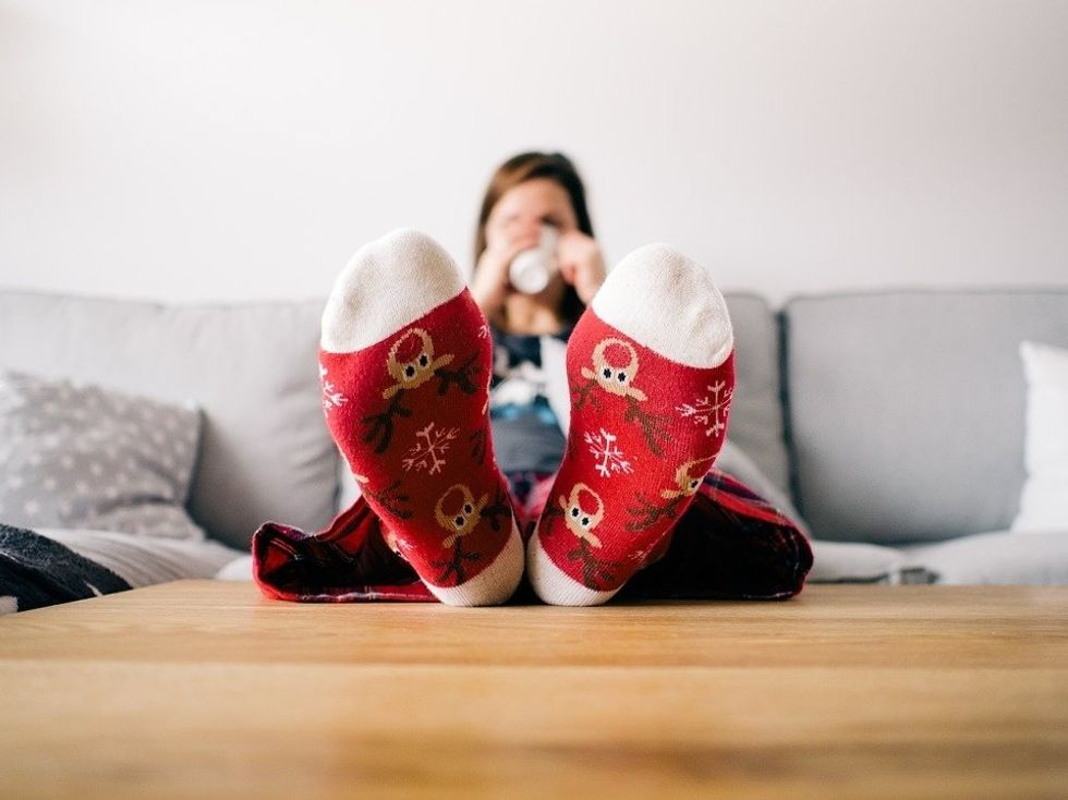 All I Want For Christmas Is Socks