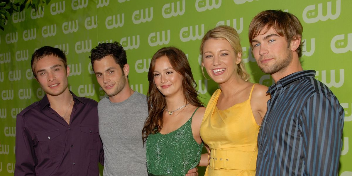 A 'Gossip Girl' Reboot Is 'In Discussion'
