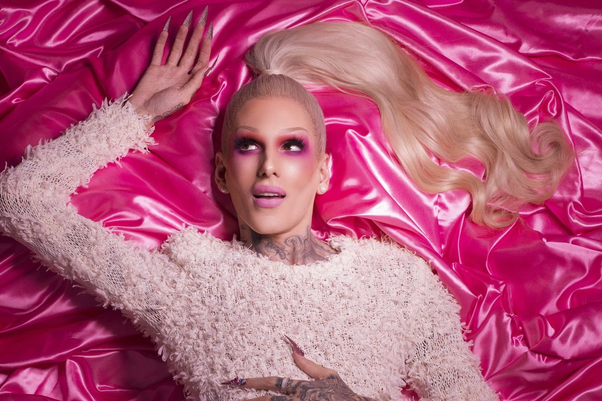 Jeffree Star on His Morphe Line and Building a Beauty Empire