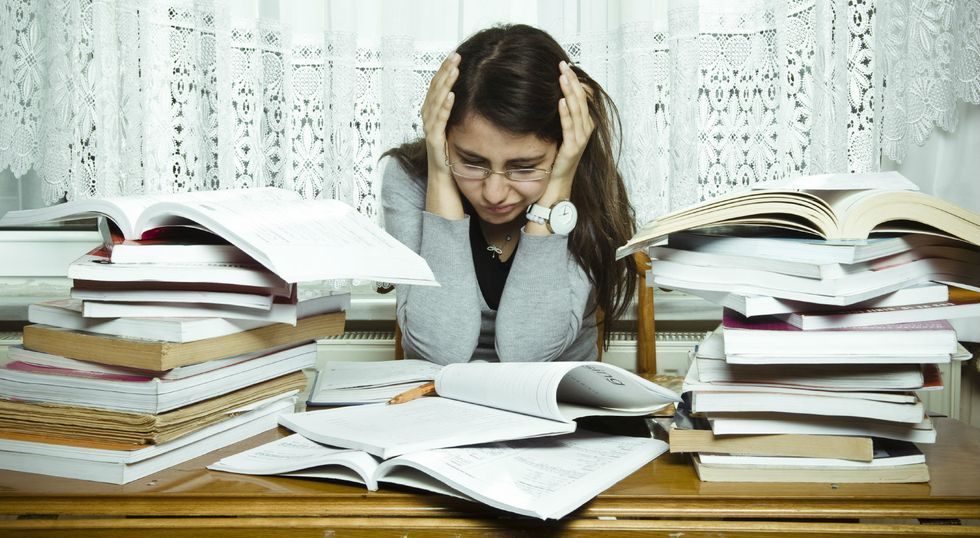 Students Are Sacrificing Their Mental Health For Their GPA, And It's Not Worth It