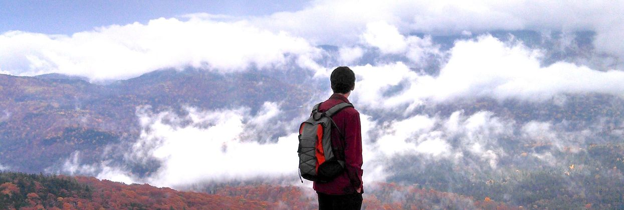 The difference between solitude and loneliness