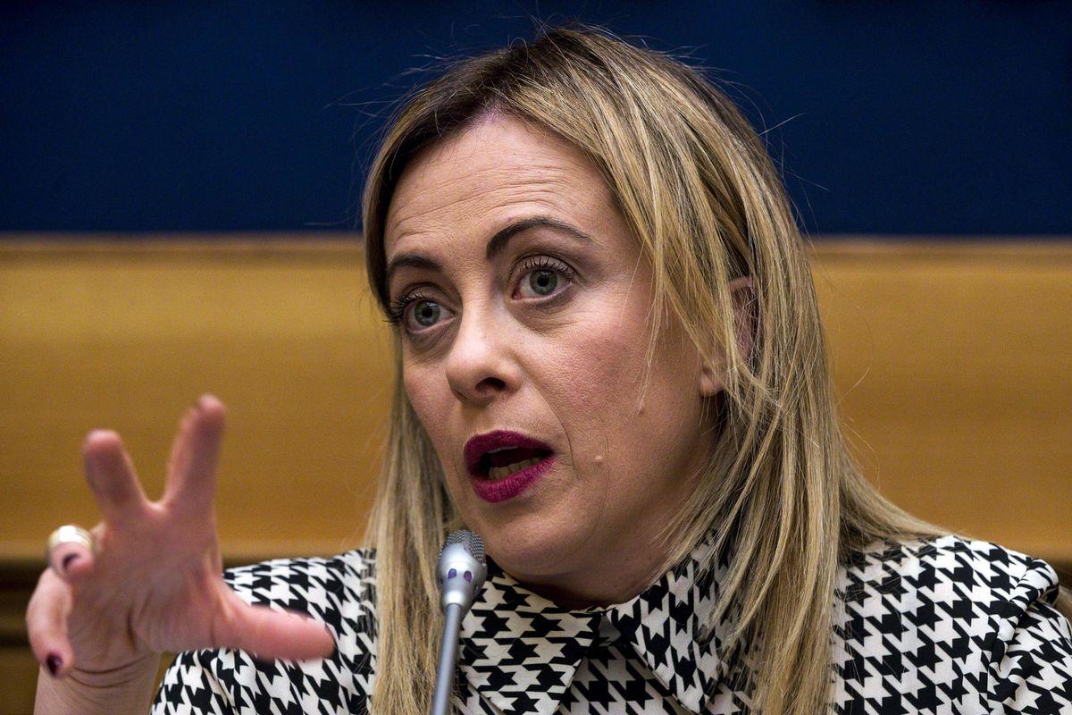 Giorgia Meloni: «Supero Forza Italia e vado al governo»