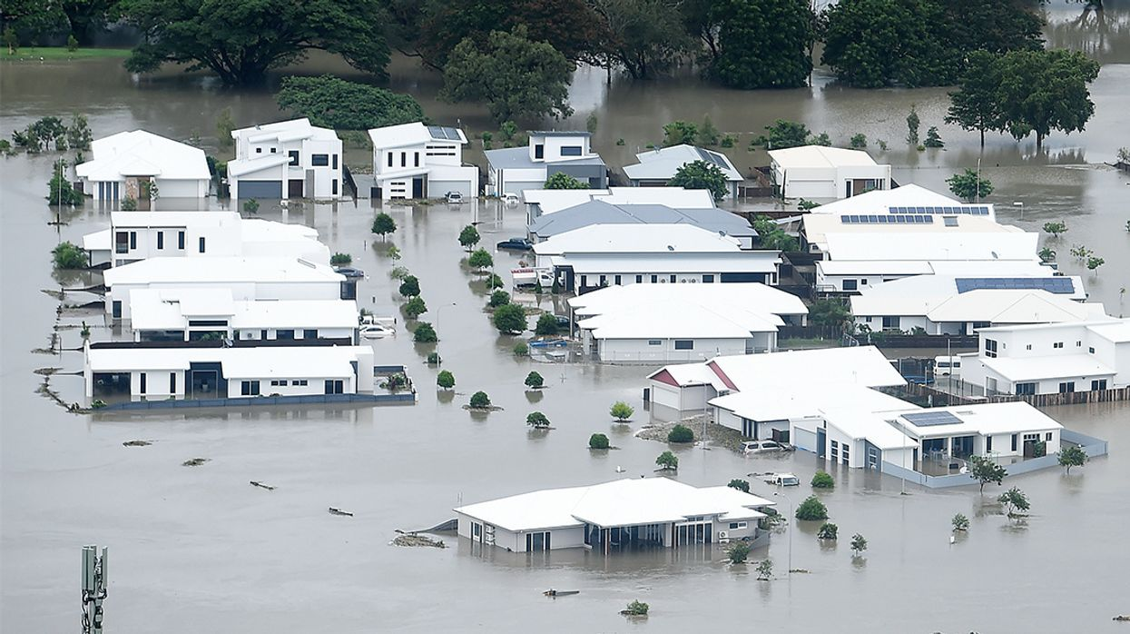 Extreme Rainfall in Australia Forces Evacuations, Could Flood 20,000 Homes