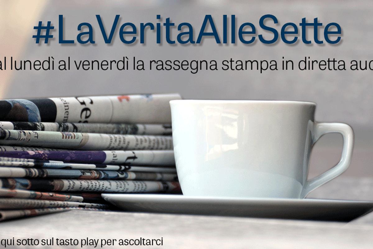 #LaVeritàAlleSette