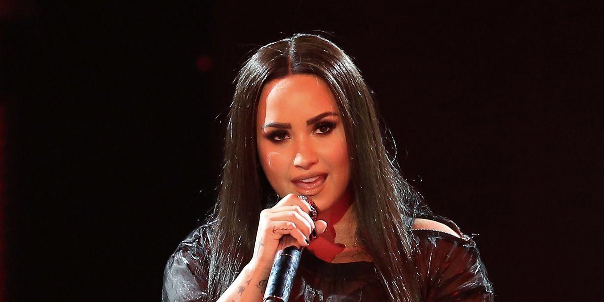 Demi Lovato Criticized for Sharing 21 Savage ICE Meme