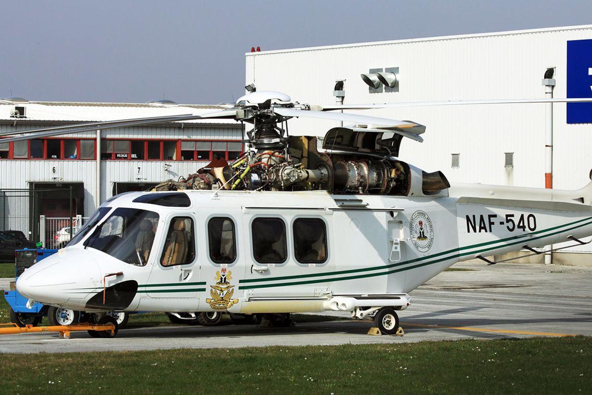 Dopo la tragedia di Leicester, cade un altro elicottero Agusta in Africa