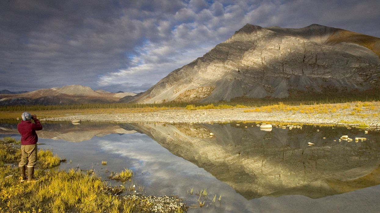 Trump Administration Drills Down on Alaska's Arctic Refuge