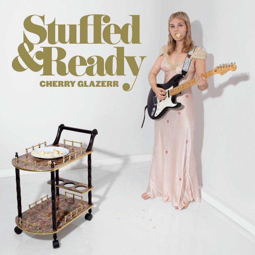 Cherry Glazerr Interview Stuffed Ready Paper