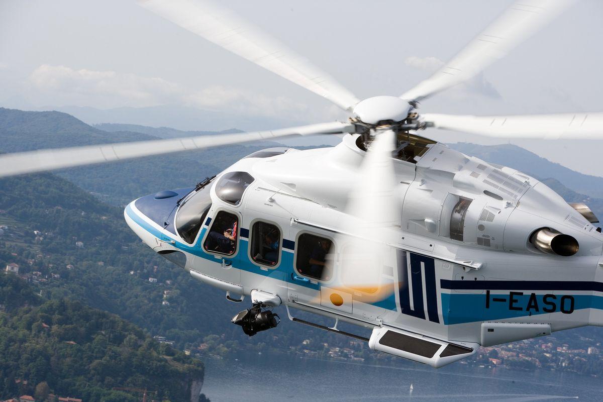 L'elicottero di Leonardo è precipitato in Nigeria per un errore del pilota