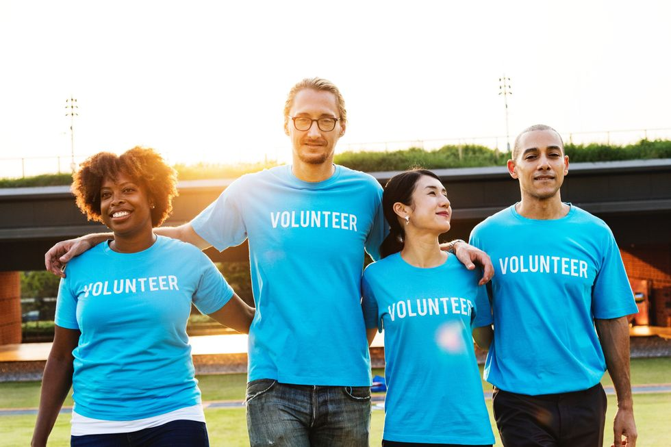 Omar Ascha on the Benefits of Volunteering