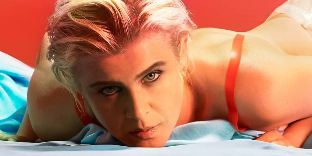 Robyn's Fashion Label Is Nearly Here