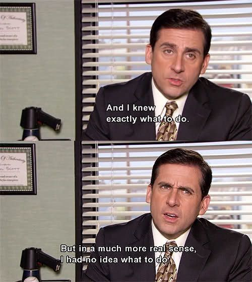 the best quotes from michael scott