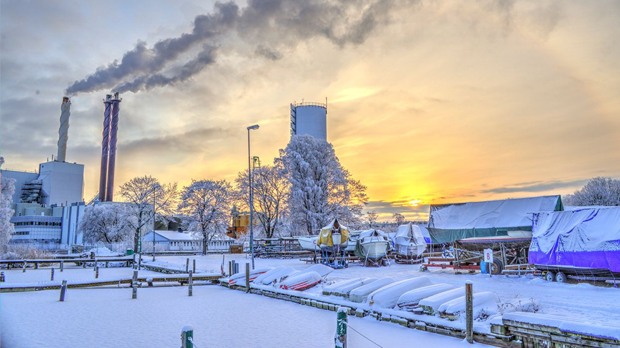 Winter Weather Doesn't Disprove Global Warming