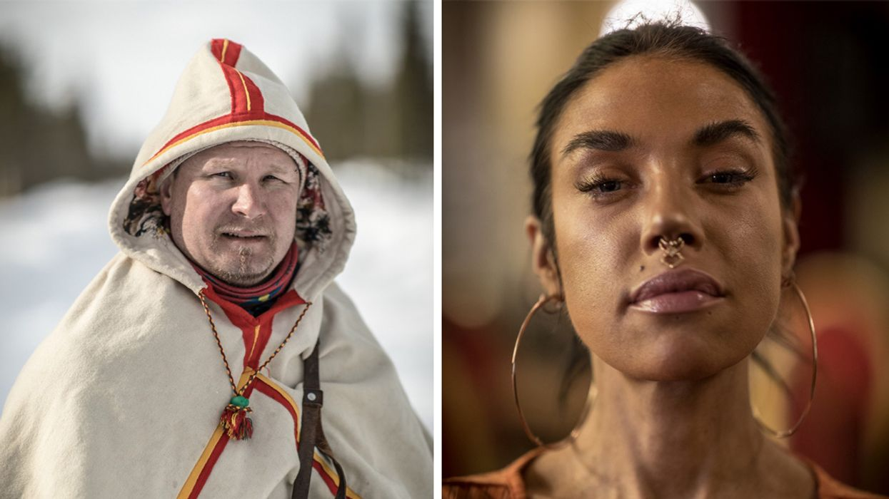 Native Sámi People Face Perils of Climate Change