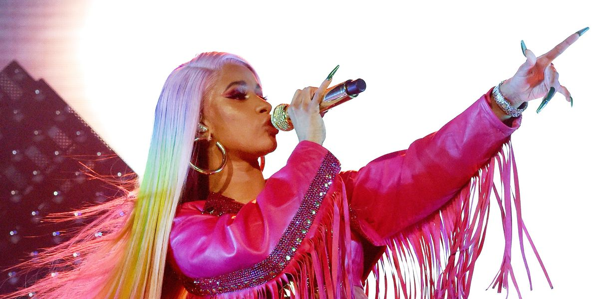 This Is How Much Cardi B Spends Per Month