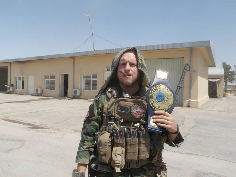 Photo : Green Beret | Special Forces | CQBR Afghan