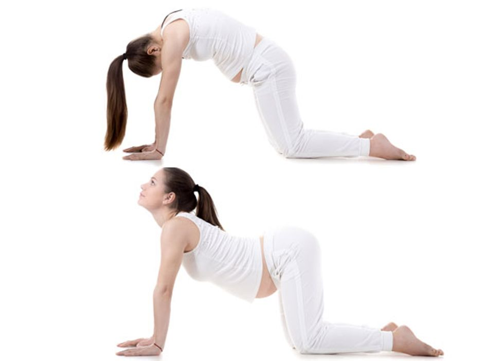 5 Best Yoga Poses For Pregnant Women Healthywomen